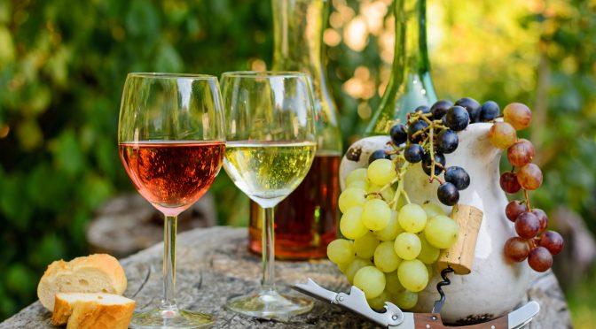 Weinprobe beim TC Buchen